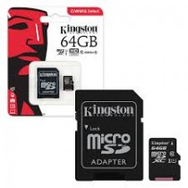 Kingston Micro SD 64GB...