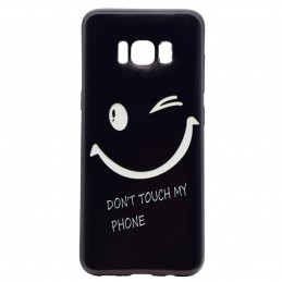 Dont Touch My Phone Pattern...