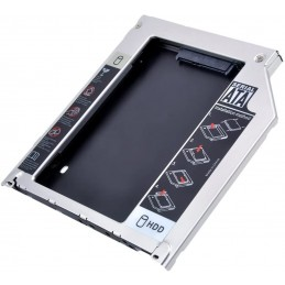 HDD Caddy 9.5mm Sata & Sata2