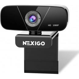 NEXIGO N60 Webcam Full HD...